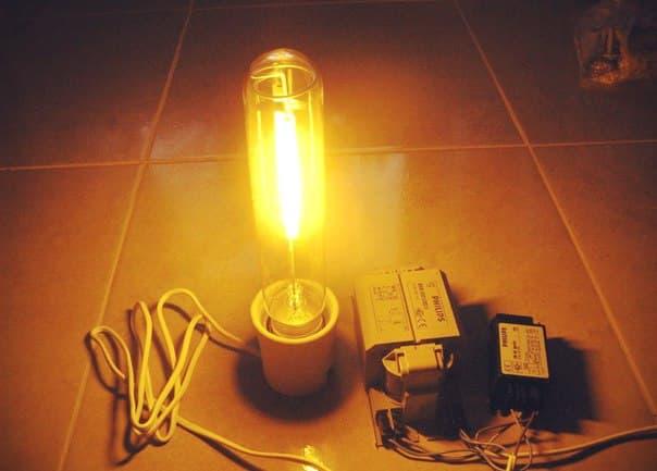 Изу для натриевых ламп